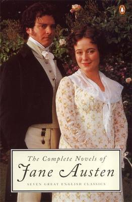 The Complete Novels of Jane Austen by Jane Austen image