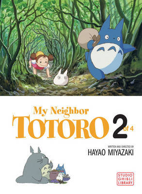 My Neighbor Totoro, Vol. 2 by Hayao Miyazaki image