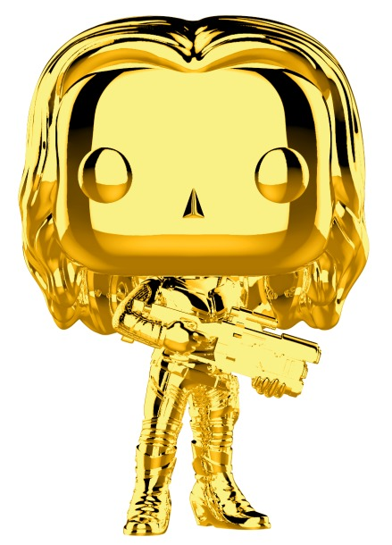 Marvel Studios - Gamora Gold Chrome Pop! Vinyl Figure