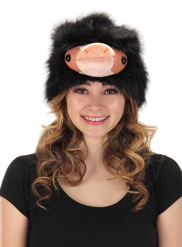Fantastic Beasts - Niffler Hoodie Hat