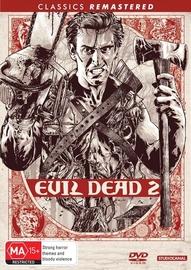Evil Dead 2 on DVD image