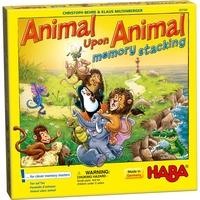 Animal Upon Animal Stacking Memory - Children's Game