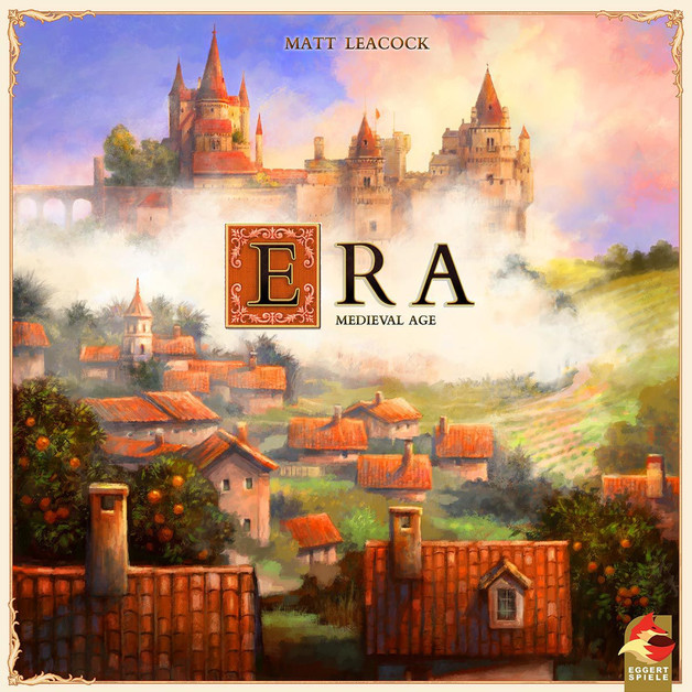 Era: Medieval Age - Board Game