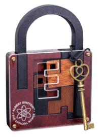 Professor Puzzle - Einstein Lock Puzzle