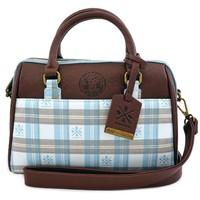 Loungefly: Harry Potter - Blue Check Handbag