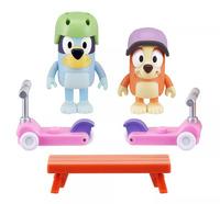Bluey: S4 Vehicle & Figure set - Scooter Fun