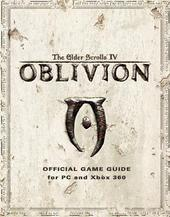 Oblivion Elder Scrolls IV- Prima Official Guide for Game Boy Advance