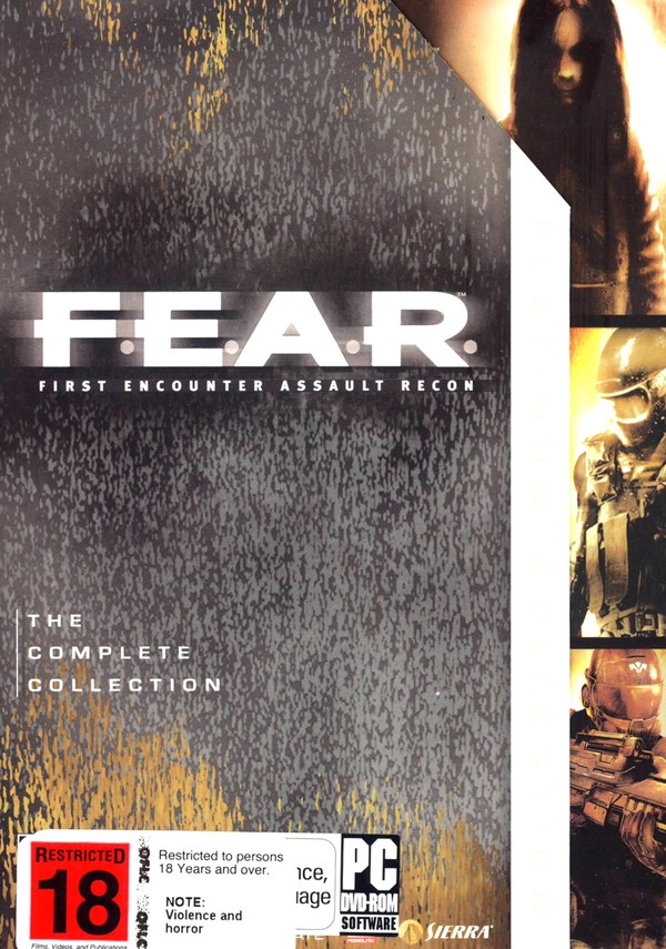 F.E.A.R. Platinum Pack for PC image