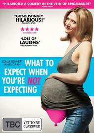 What to Expect When You're Not Expecting (Preggoland) on DVD