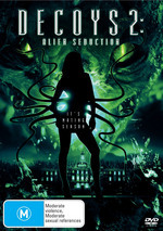 Decoys 2 - Alien Seduction on DVD