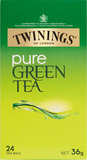 Twinings Pure Green Tea (24 Bags)