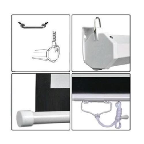 Loctek: MSS2 Projector Screen Manual Self-Lock image