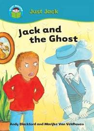 Jack and the Ghost by Andy Blackford image