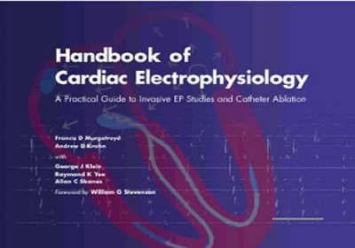 Handbook of Cardiac Electrophysiology by Francis Murgatroyd image
