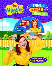 The Wiggles Book & CD - Emma's Dance Routine