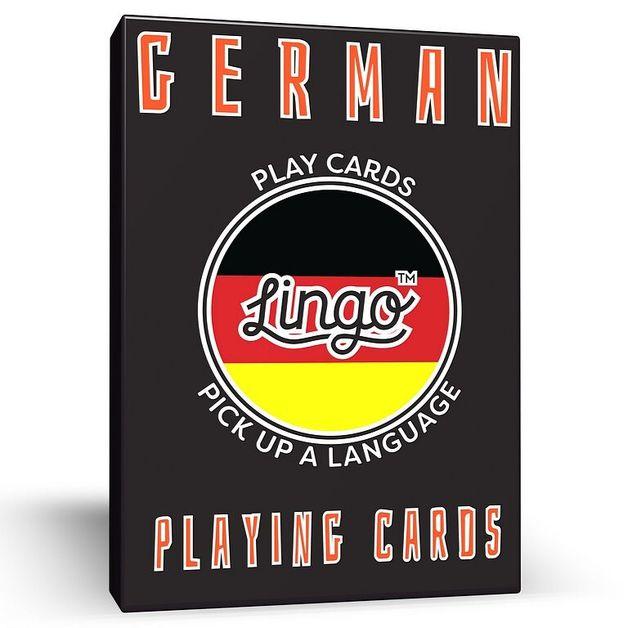 Lingo Cards: German