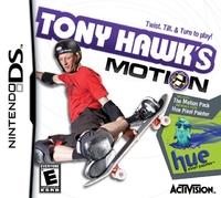 Tony Hawk's Motion / Hue Pixel Painter for Nintendo DS