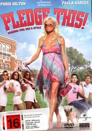 Pledge This! (National Lampoon's) on DVD