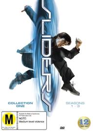 Sliders: Collection 1 - (Seasons 1 – 3) on DVD image