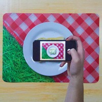 Photo Prop Placemats