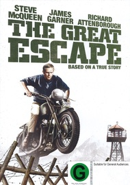 The Great Escape on DVD