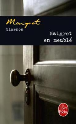 Maigret en meuble by Georges Simenon