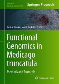 Functional genomics in Medicago truncatula