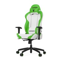 Vertagear Racing Series S-Line SL2000 Gaming Chair - White/Green for