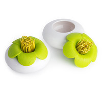 Qualy Blossom Pod Clip Holder (Green)