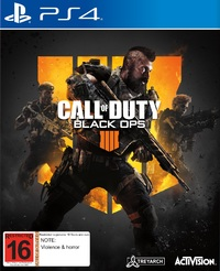 Call of Duty: Black Ops IIII for PS4 image