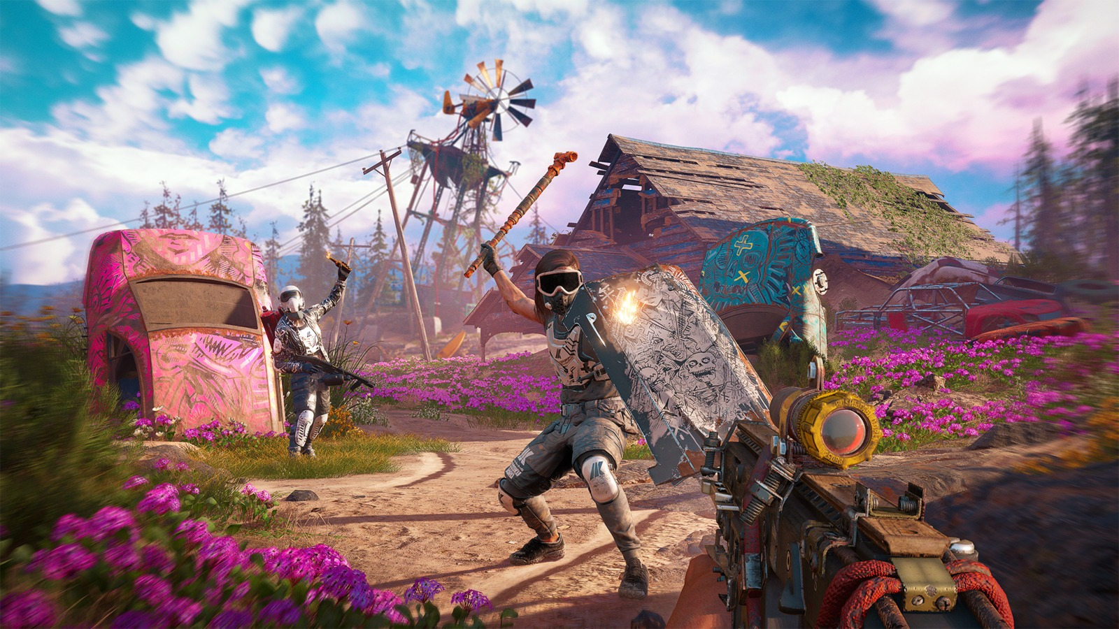 Far Cry New Dawn for Xbox One image