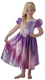 Rapunzel Rainbow Deluxe Costume - Size 6-8