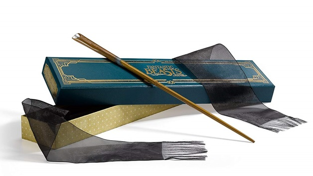 Fantastic Beasts: Premium Replica Wand - Newt Scamander