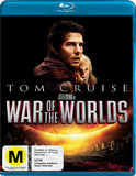 War of the Worlds on Blu-ray