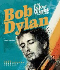 Bob Dylan at the Isle of Wight Festival 1969 by Bill Bradshaw