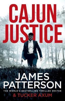 Cajun Justice by James Patterson image