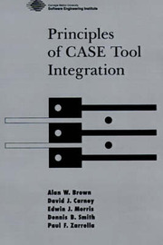 Principles of CASE Tool Integration by Alan W. Brown image