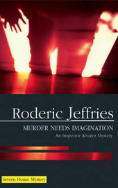 Murder Needs Imagination by Roderic Jeffries image