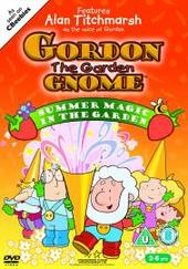 Gordon The Garden Gnome - Summer Magic In The Garden on DVD