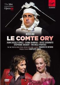 Rossini: Le Comte Ory (2 Disc Set) on DVD