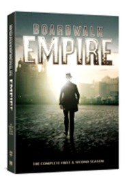 Boardwalk Empire - Season 1 & 2 on DVD