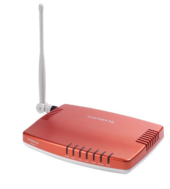 Gigabyte Router Wireless GN-BR01G