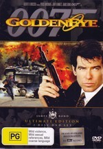 GoldenEye (007) - James Bond Ultimate Edition (2 Disc Set) on DVD