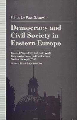 Democracy and Civil Society in Eastern Europe image