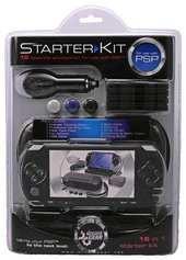 DreamGEAR PSP 15 in 1 Starter Kit for PSP