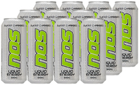 NOS Energy Drink Supercharged 500ml