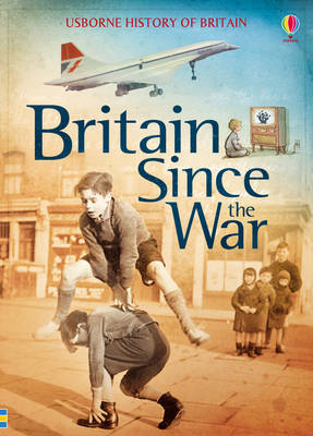 Britain Since the War by Henry Brook image