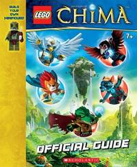 Lego Legends of Chima Official Guide by Tracey West