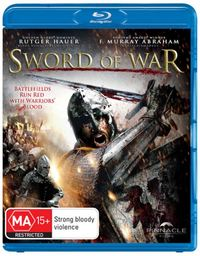 Sword of War on Blu-ray