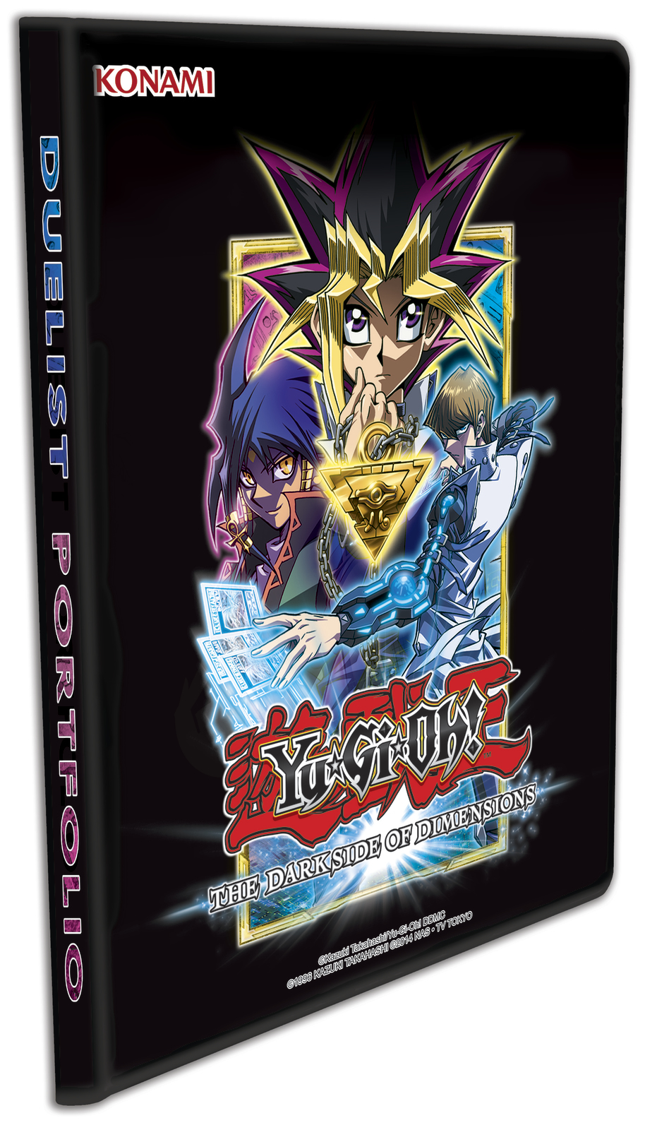 Yu-Gi-Oh! Dark Side of Dimensions 9 Pocket Portfolio image